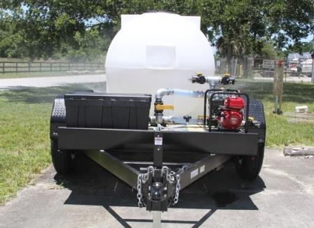 DOT Compliant Water Buffalo Trailer