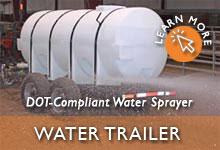 Argo Water Trailers