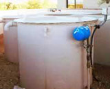 fiberglass water storage tanks