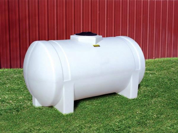 plastic leg tanks
